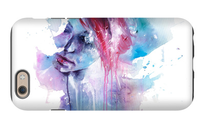 Memory iPhone 6 Case by Agnes Cecile