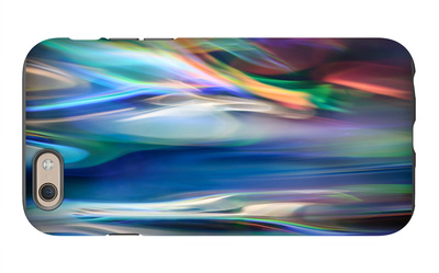 Blue Lagoon iPhone 6s Case by Ursula Abresch