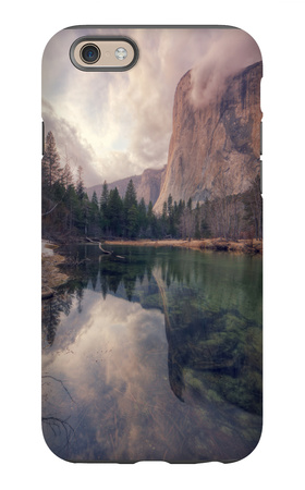 Clearing Storm at El Capitan, Yosemite iPhone 6s Case by Vincent James!