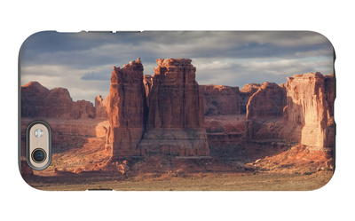 Morning Outside Moab, Utah iPhone 6s Case by Vincent James