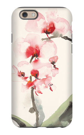 Morning Orchid 2 iPhone 6 Case by Karin Johannesson