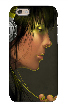 Phish Food iPhone 6 Case by Charlie Bowater