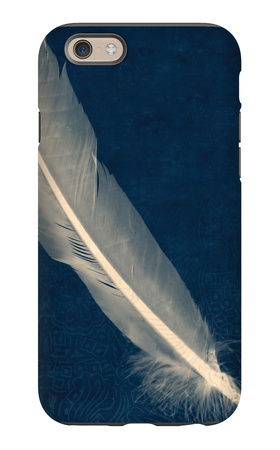 Plumes and Quills 1 iPhone 6 Case by Dan Zamudio