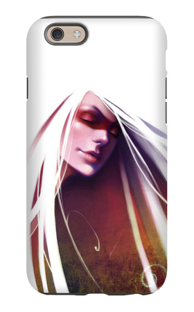 Loose iPhone 6 Case by Charlie Bowater