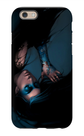 Sigur iPhone 6 Case by Charlie Bowater