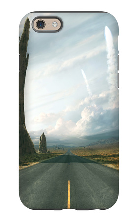 Mission iPhone 6 Case by Stephane Belin