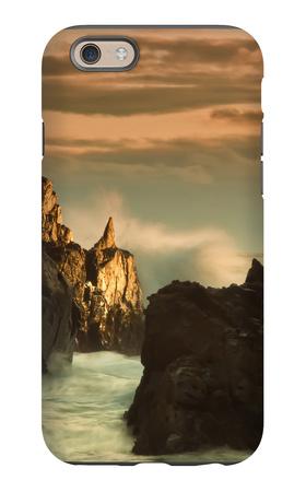 Light Splash at Big Sur iPhone 6s Case by Vincent James