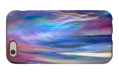 Evening Ferry Ride iPhone 6 Case by Ursula Abresch