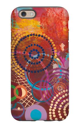 Textile Story iPhone 6 Case by Jeanne Wassenaar