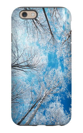 Frozen Sky iPhone 6 Case by Philippe Sainte-Laudy