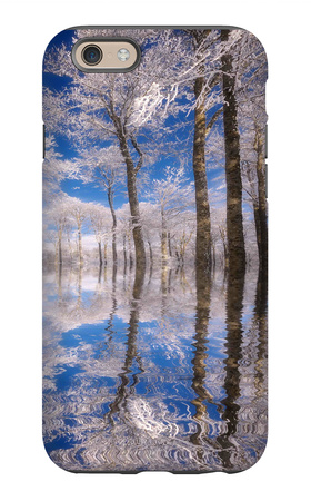 Dream in Blue iPhone 6 Case by Philippe Sainte-Laudy