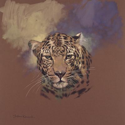Leopard Giclee Print by Stan Kaminski