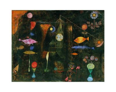 Fish Magic Giclee Print by Paul Klee