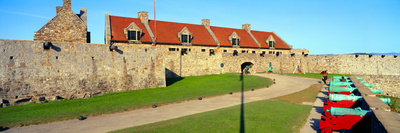 Fort Ticonderoga, Lake Champlain, New York State Photographic Print by Panoramic Images