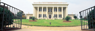 Historic Home from 1836, Macon, Georgia Photographic Print by Panoramic Images