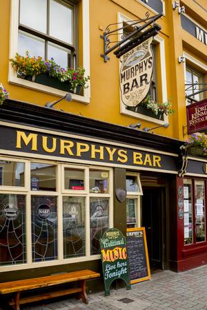 Murphy's Bar in Killaney Photographic Print by Tim Thompson