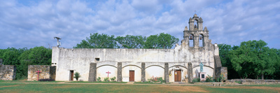 Mission San Juan from Ca. 1750, San Antonio, Texas Photographic Print by Panoramic Images