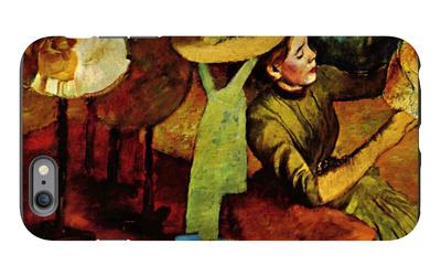 The Fashion Shop iPhone 6 Plus Case by Edgar Degas