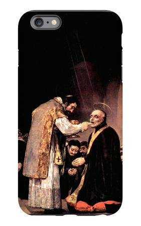 The Last Communion of St. Joseph of Calasanza iPhone 6 Plus Case by Francisco de Goya