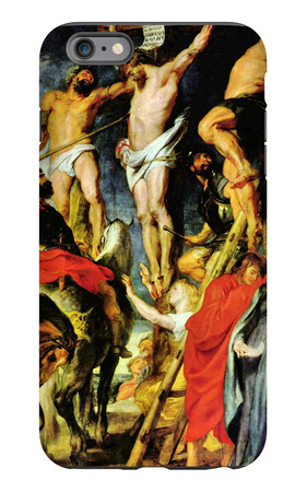 Crucifixion iPhone 6 Plus Case by Peter Paul Rubens