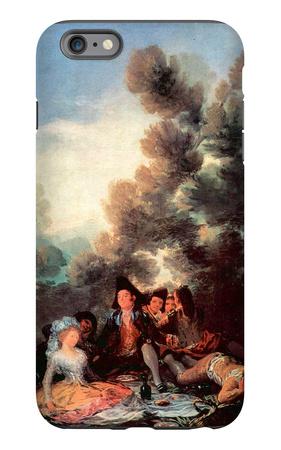Vesper Outdoors iPhone 6 Plus Case by Francisco de Goya