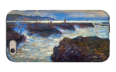 Pourville iPhone 6s Case by Claude Monet!