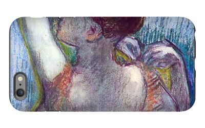 The Green Dancer iPhone 6 Plus Case by Edgar Degas