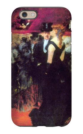 Paris Opera iPhone 6s Case by Jean Louis Forain
