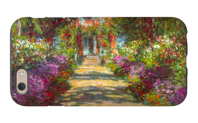 Giverny iPhone 6s Case by Claude Monet