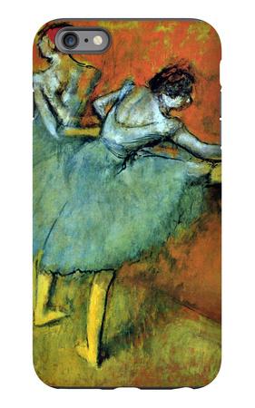 Dancers at the Bar iPhone 6 Plus Case by Edgar Degas