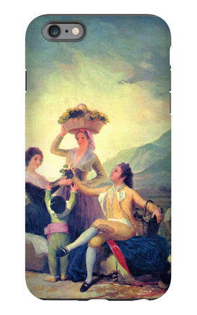 The Vintage iPhone 6 Plus Case by Francisco de Goya
