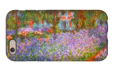 Monet's Garden iPhone 6s Case by Claude Monet