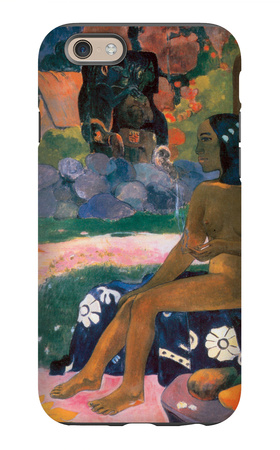 Her Name is Vairaumati iPhone 6s Case by Paul Gauguin