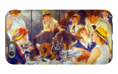 Luncheon of the Boating Party iPhone 6 Plus Case by Pierre-Auguste Renoir