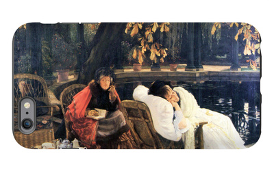 The End iPhone 6 Plus Case by James Tissot