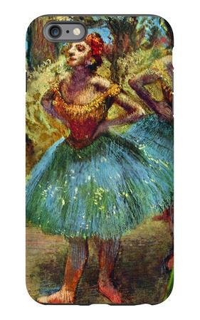 Dancers iPhone 6 Plus Case by Edgar Degas