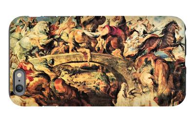Amazon Battle iPhone 6 Plus Case by Peter Paul Rubens
