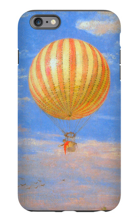 The Balloon iPhone 6 Plus Case by Paul von Szinyei-Merse