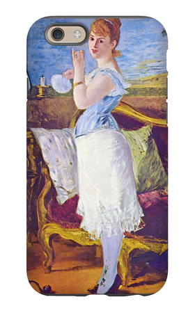 Nana iPhone 6s Case by Édouard Manet