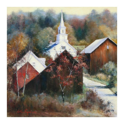 New England Veterans Prints by Esther Engelman