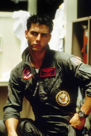 Top Gun De Tony Scott Avec Tom Cruise 1986 Photo