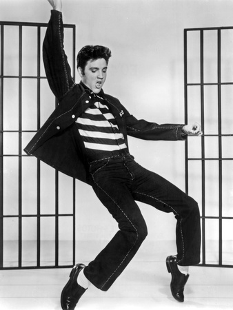Le Rock Du Bagne Jailhouse Rock De Richardthorpe Avec Elvis Presley 1957 Photo