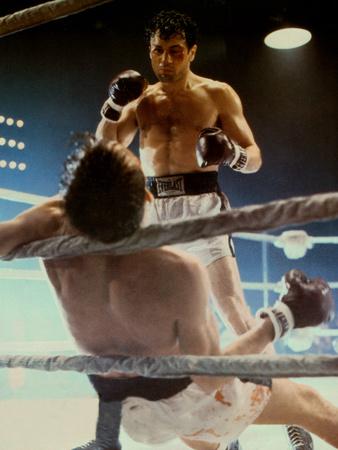 Raging Bull De Martin Scorsese Avec Robert De Niro 1980 Photo
