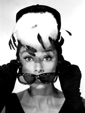 Breakfast at Tiffany's, Blake Edwards, Audrey Hepburn 1961 Photo