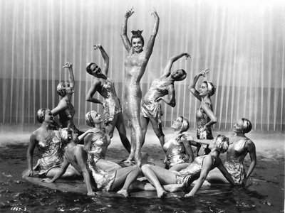La Premiere Sirene Million Dollar Mermaid De Mervynleroy Avec Esther Williams 1952 Photo