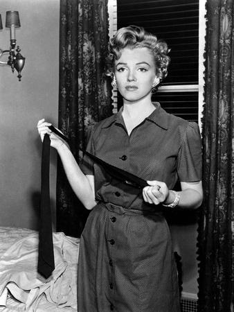 Troublez-Moi Ce Soir Don't Bother to Knock De Roy Ward Baker Avec Marilyn Monroe 1952 Photo