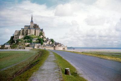 The Mont Saint Michel, France Photo