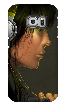 Phish Food Galaxy S6 Edge Case by Charlie Bowater