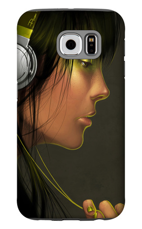 Phish Food Galaxy S6 Case by Charlie Bowater