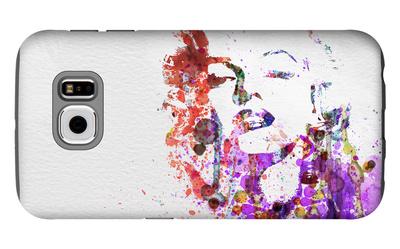 Marilyn Monroe Galaxy S6 Case by  NaxArt